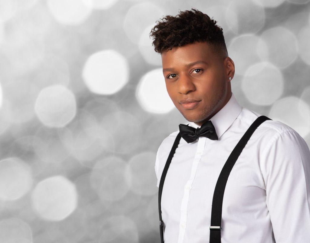 Manchester Singer entertainer Lancel